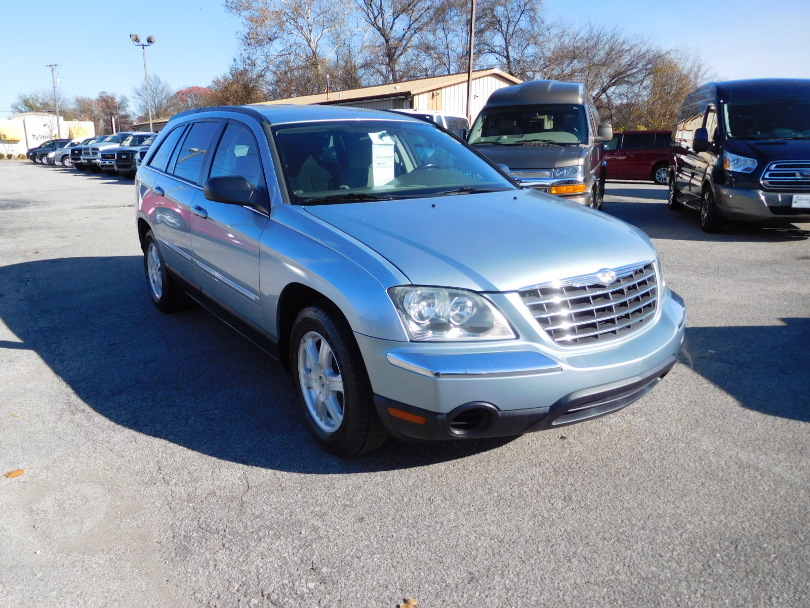 05 Chrysler Pacifica Touring