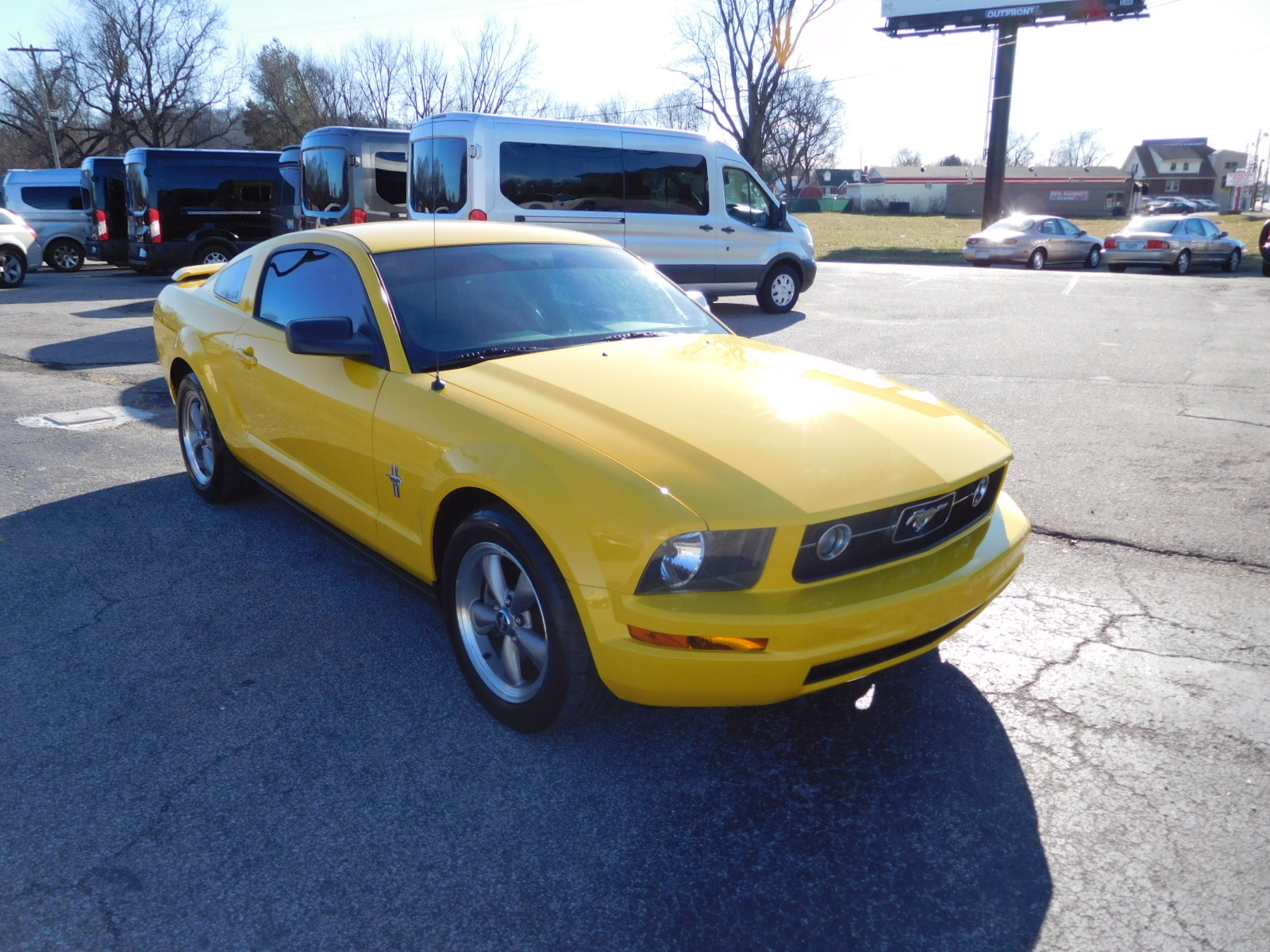 06 Ford Mustang