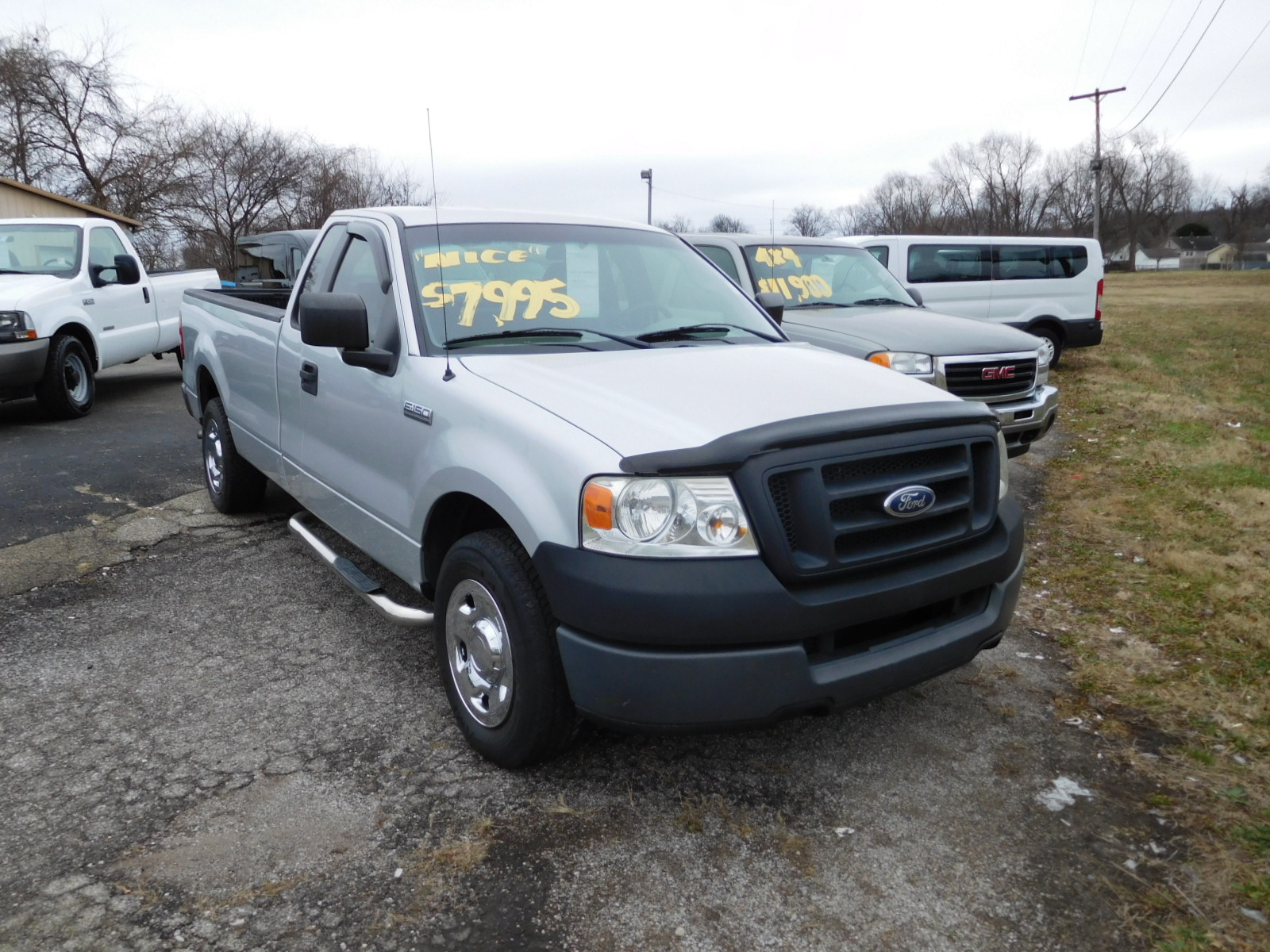 05 FORD F150