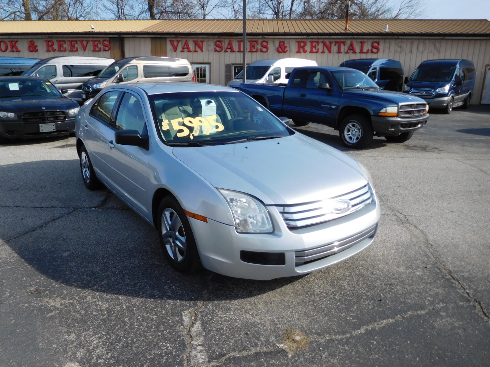 06 FORD FUSION