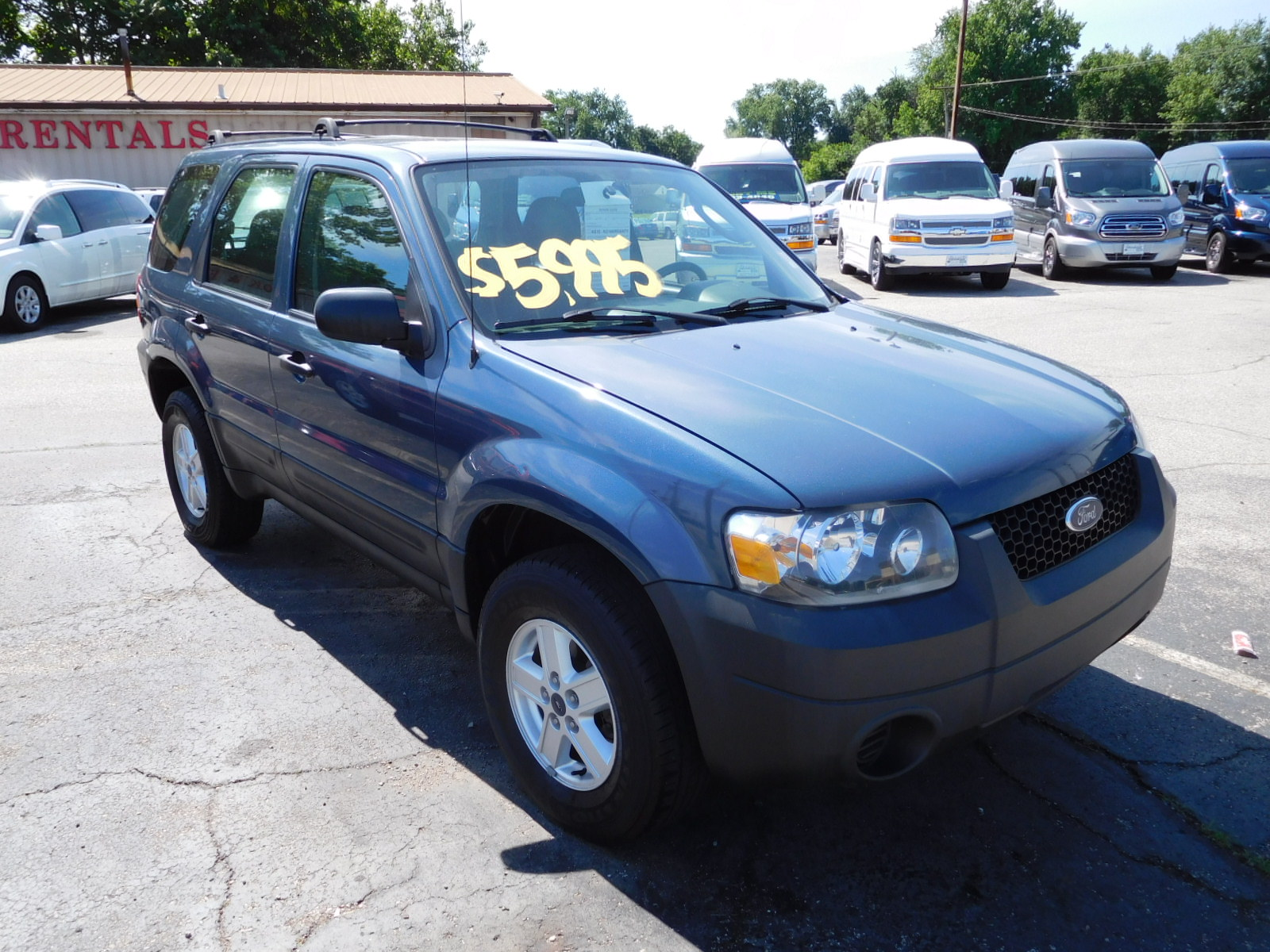 06 FORD ESCAPE XLS