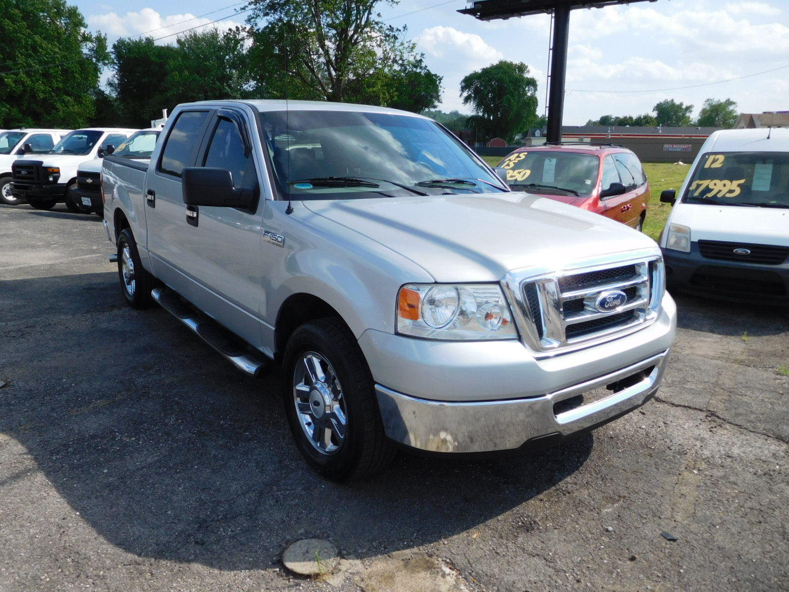 08 Ford F150 XLT Supercrew