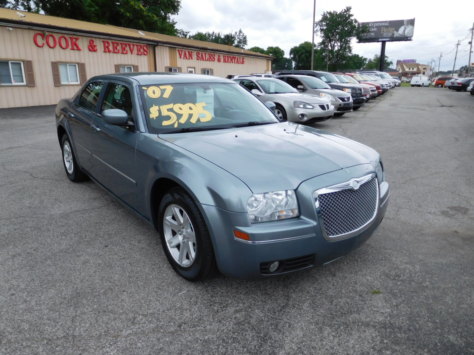 07 CHRYSLER 300 TOURING