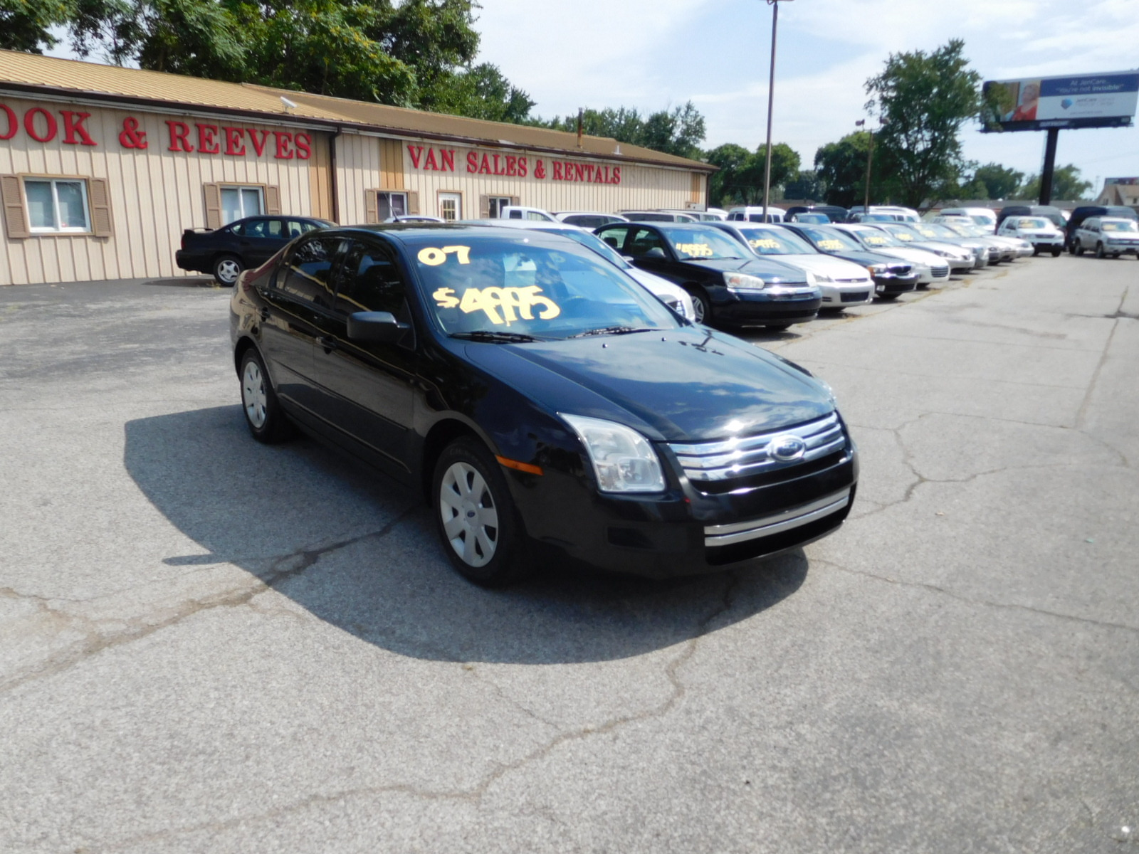 07 FORD FUSION
