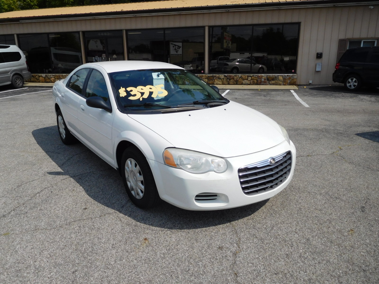 04 CHRYSLER SEBRING