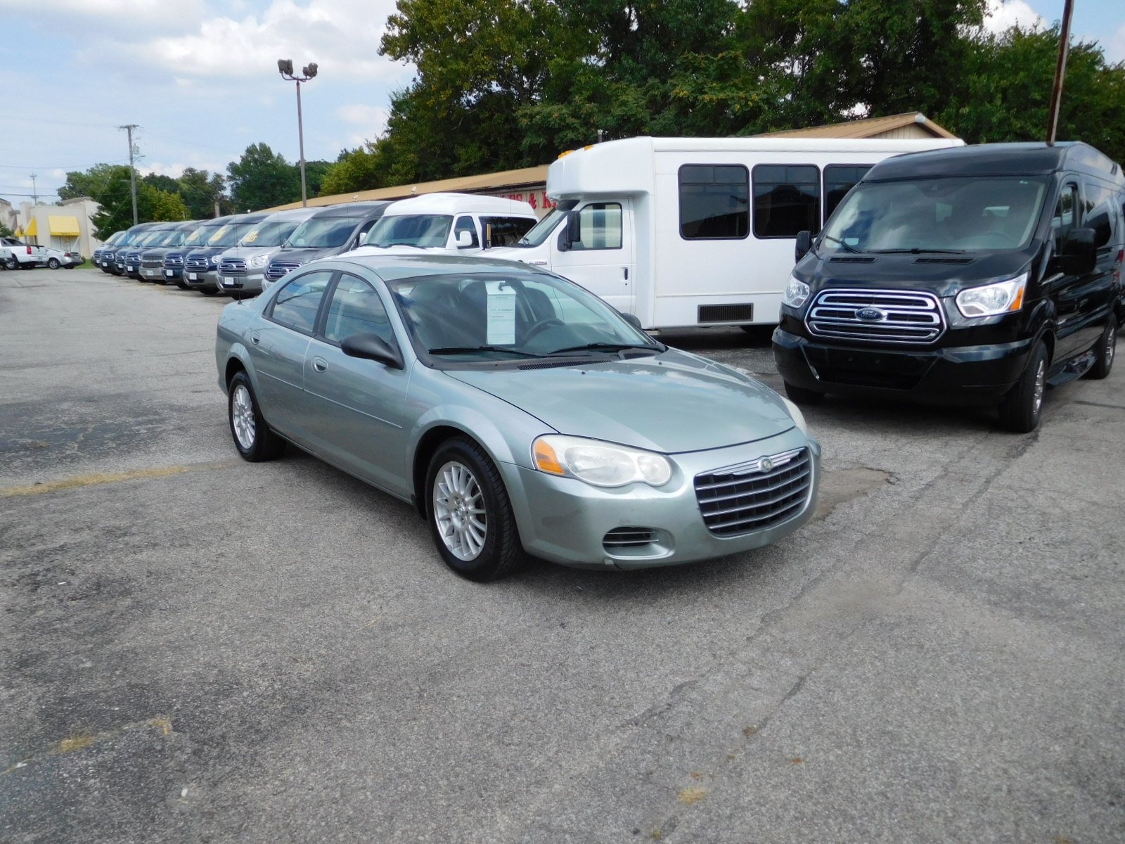 05 CHRYSLER SEBRING