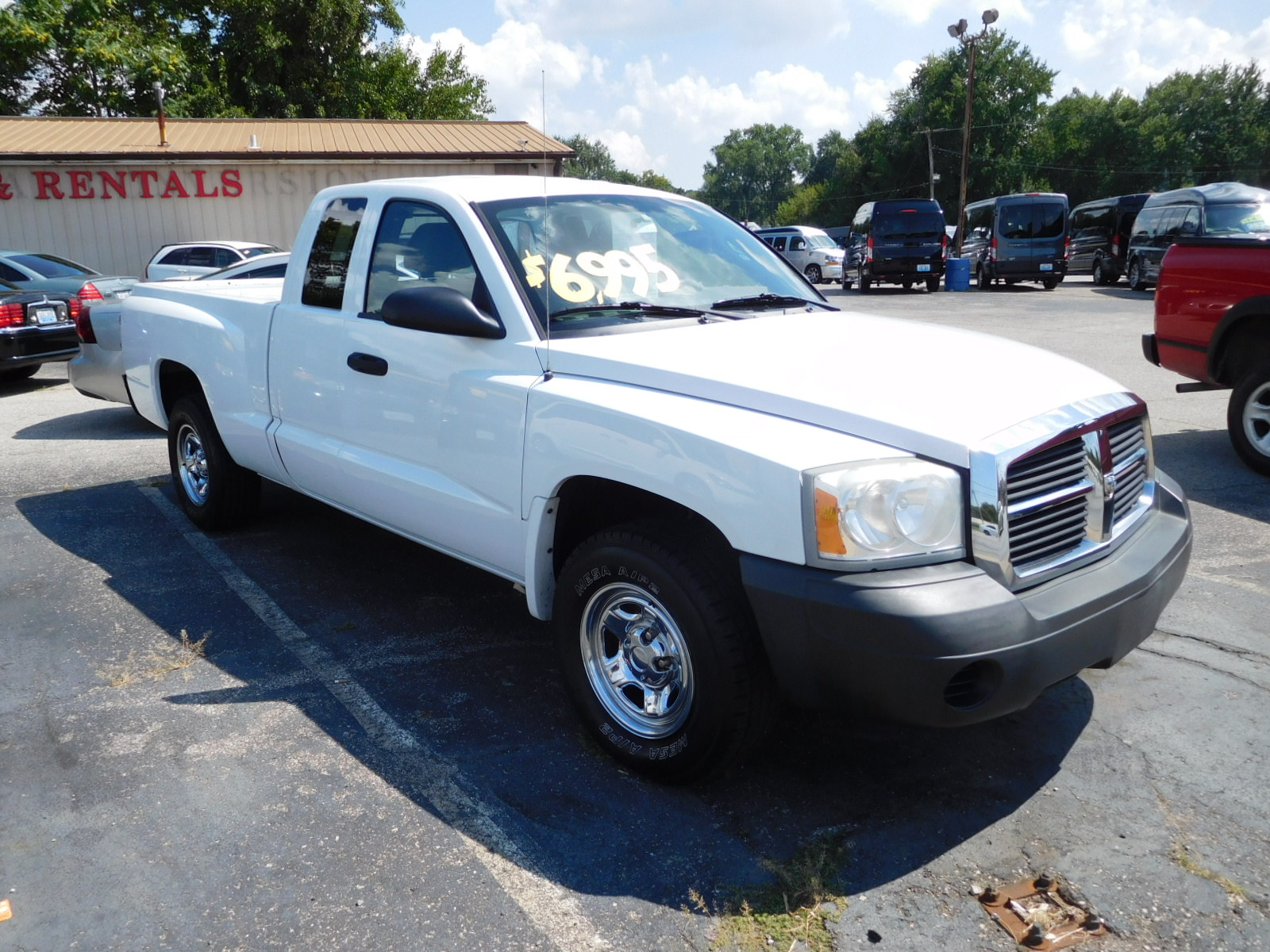 06 DODGE DAKOTA CLUB CAB ST