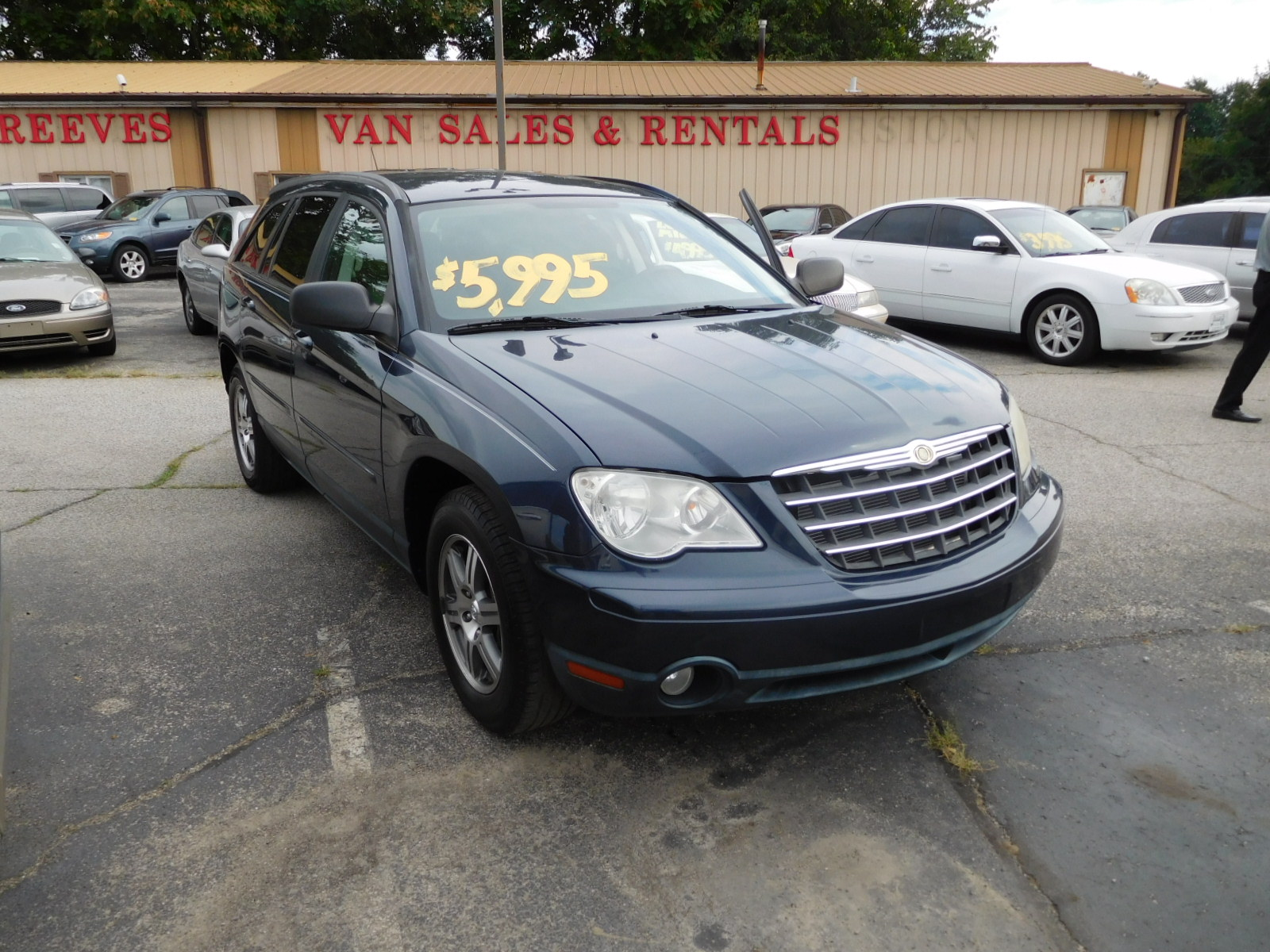 08 CHRYSLER PACIFICA TOURING