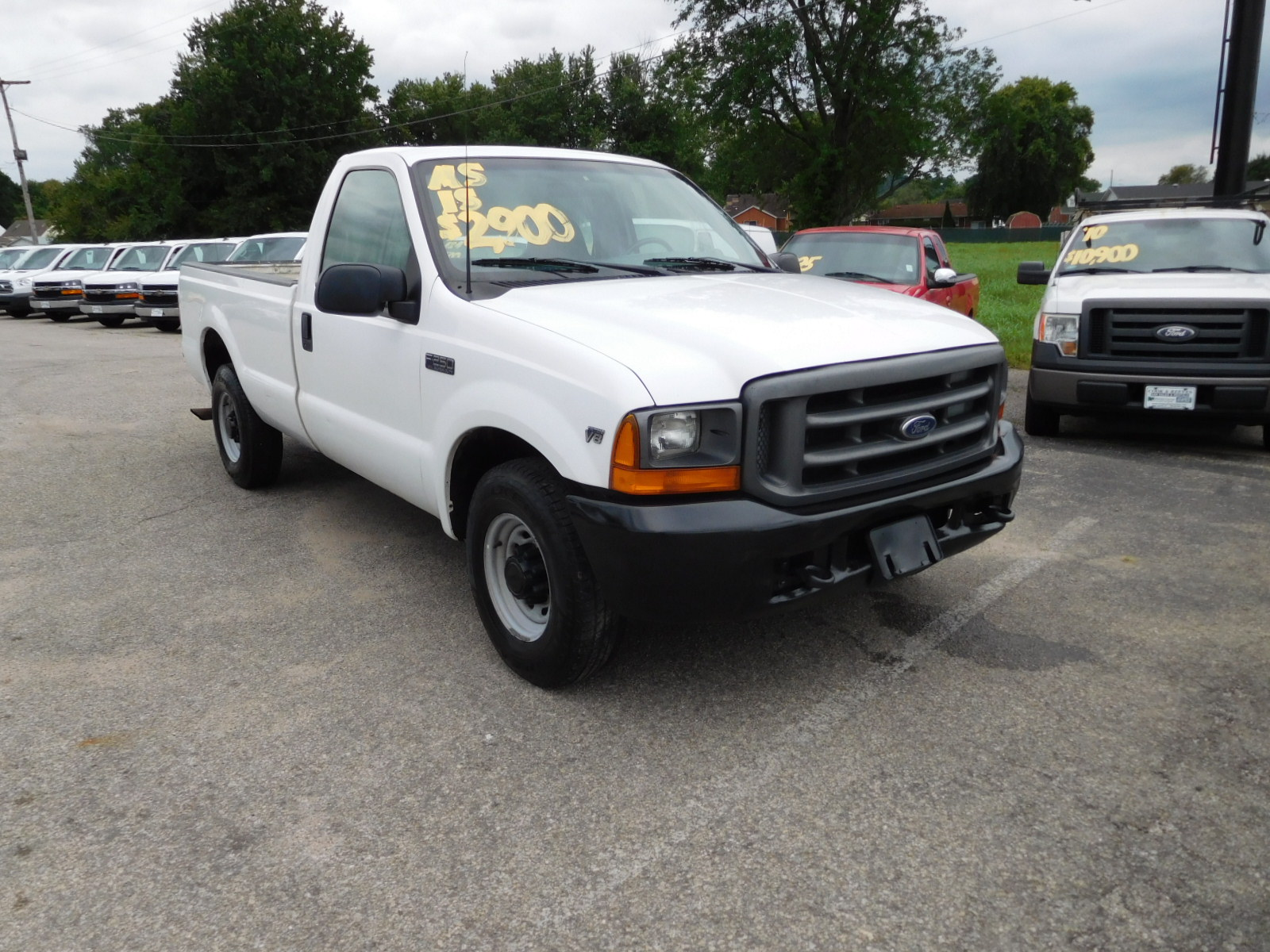 00 Ford F250