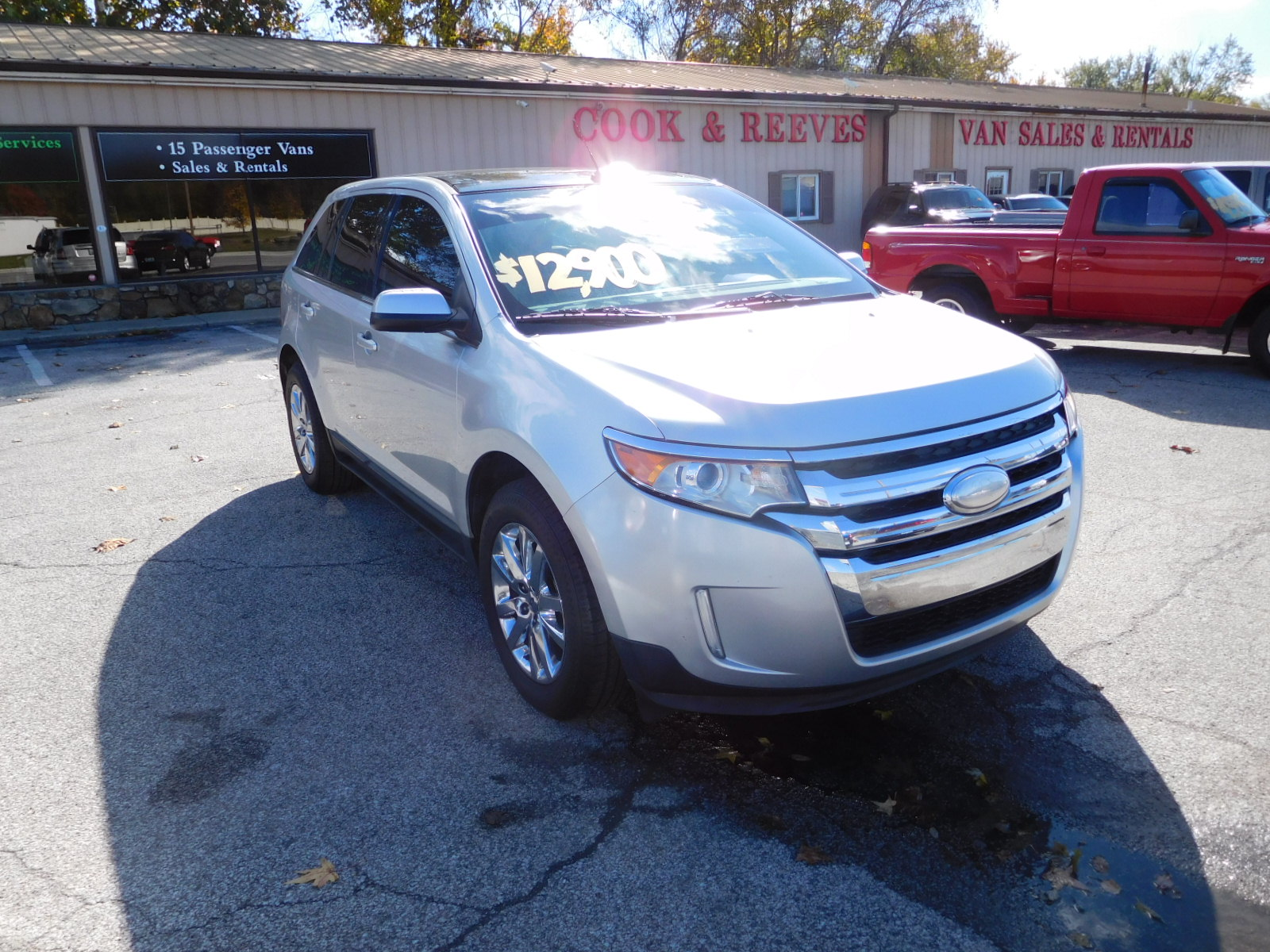 12 FORD EDGE LIMITED