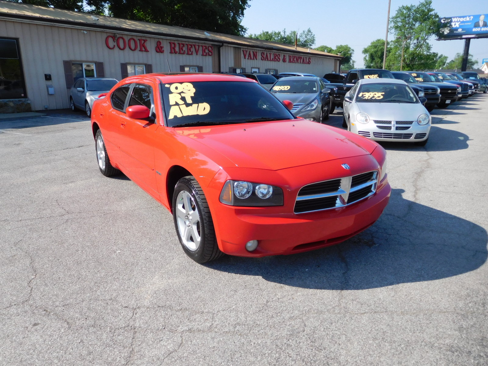 08 Dodge Charger R/T AWD Hemi