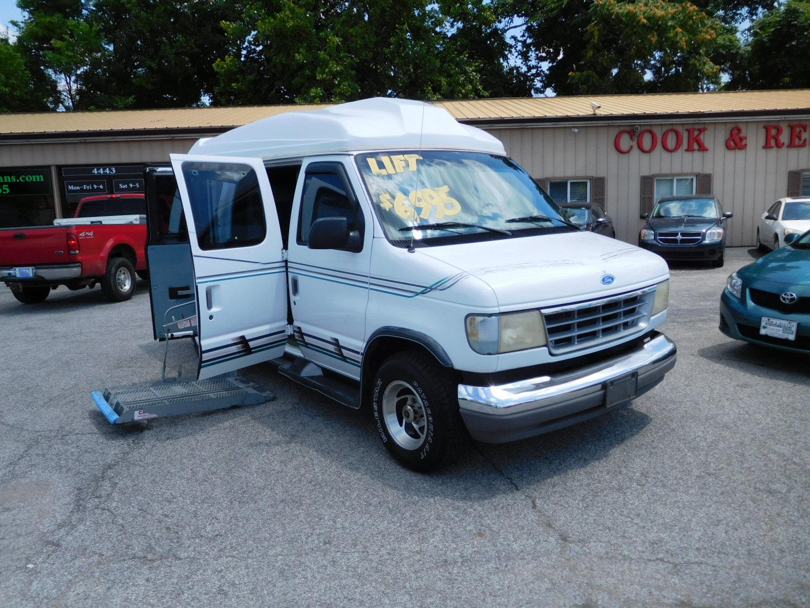 Inventory | Cook & Reeves Van Sales & Rentals