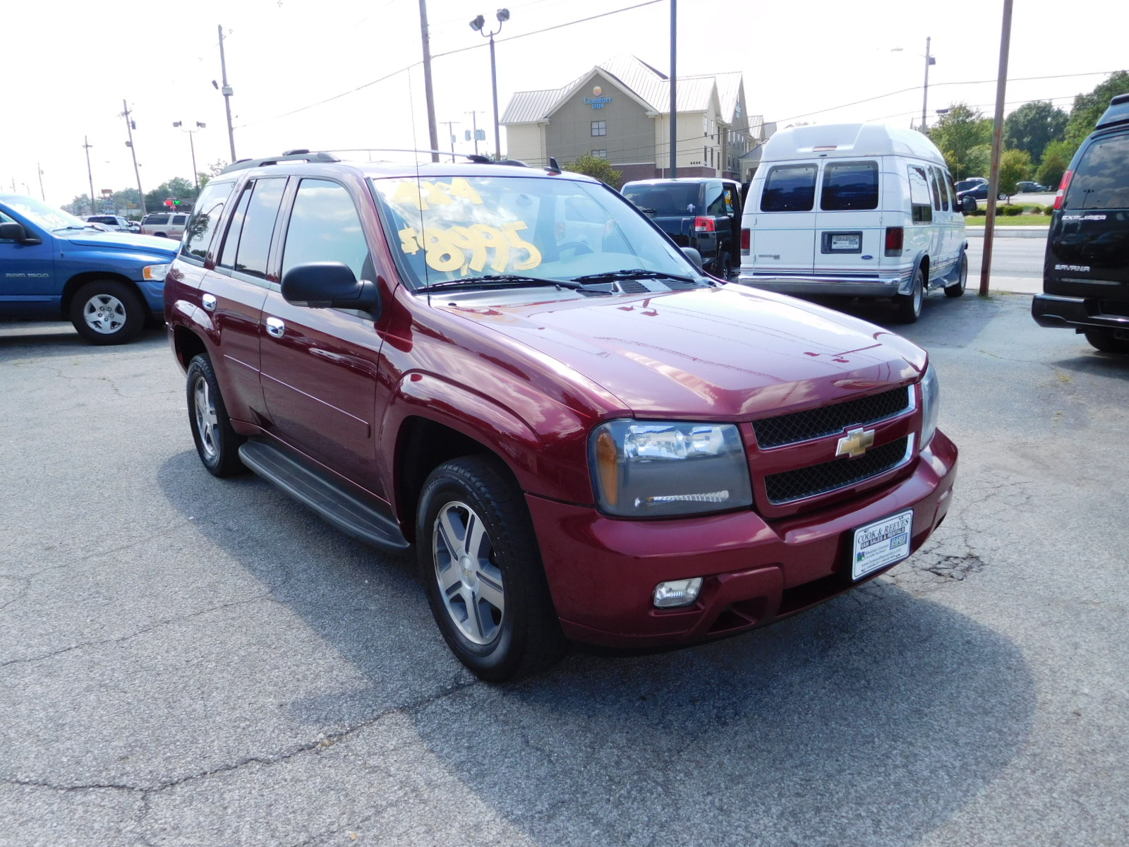 07 Chevy Trailblazer LT