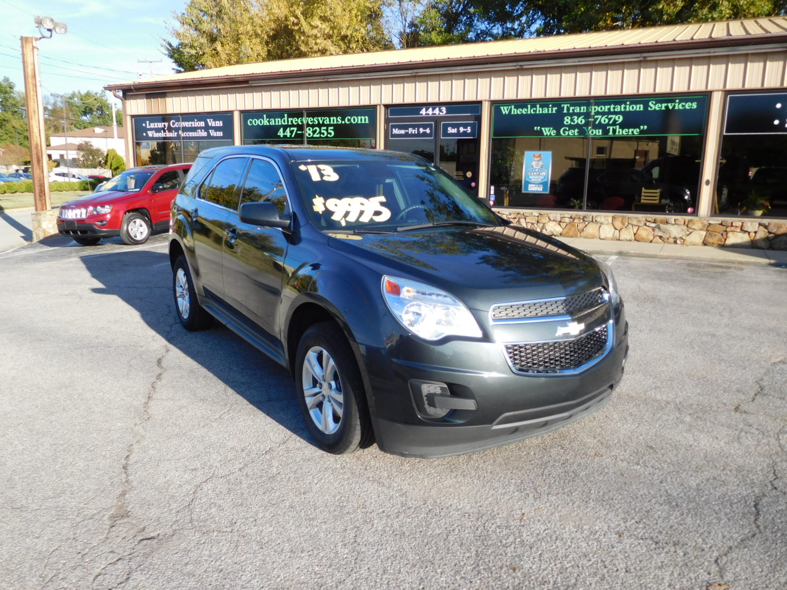 13 Chevy Equinox