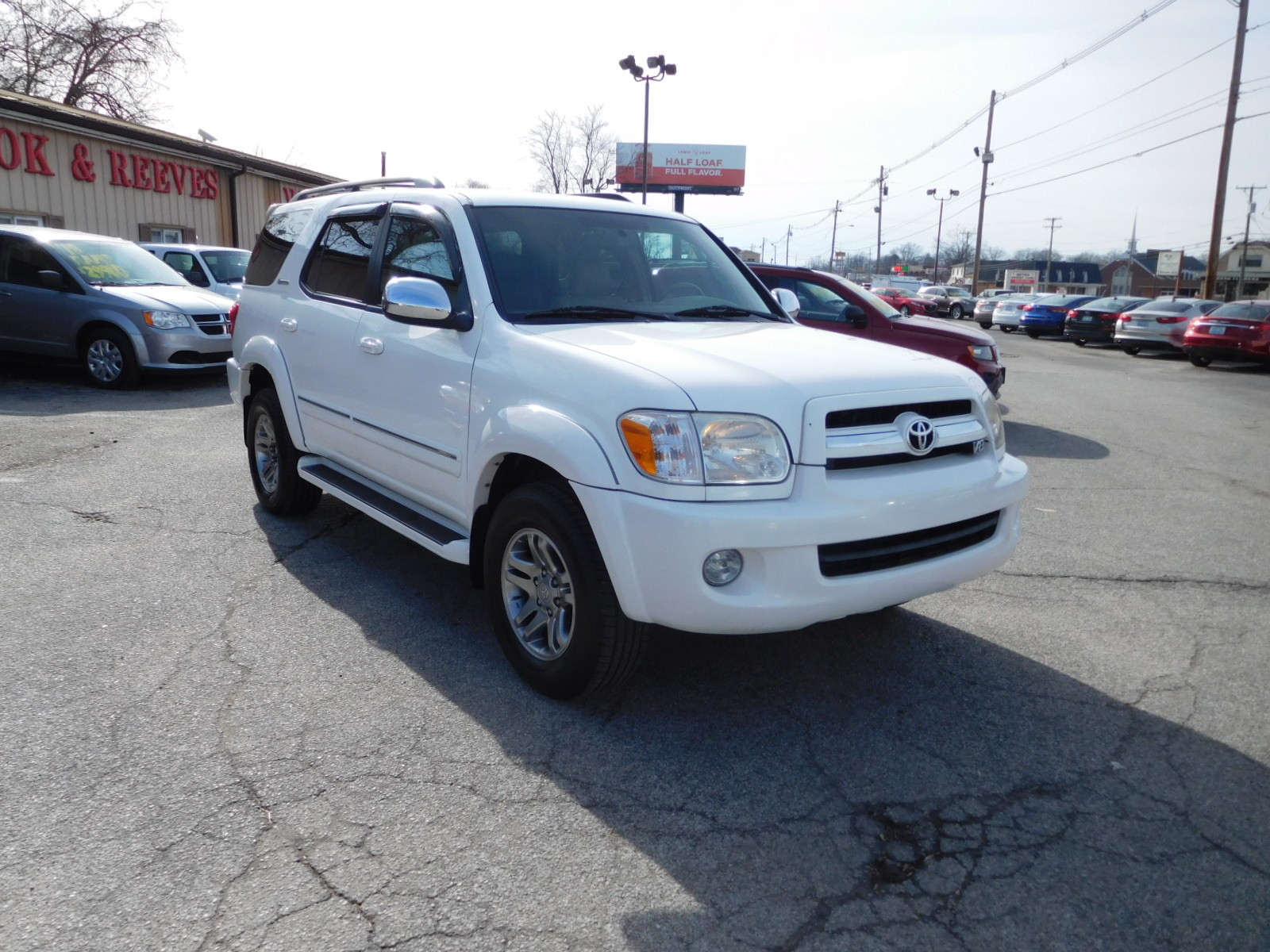 07 Toyota Sequoia Limited