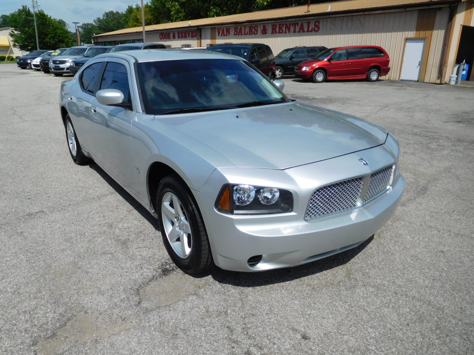 10 Dodge Charger