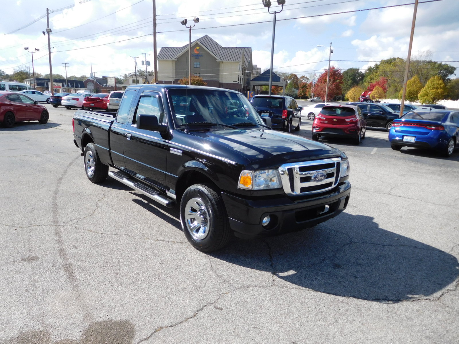 11 Ford Ranger XLT Supercab